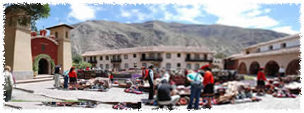 sacred valley photos - Yucay City