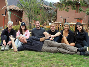 AMAUTA SPANISH SCHOOL - SACRED VALLEY