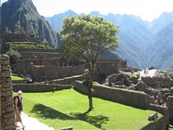 spanish and the mystic incas
